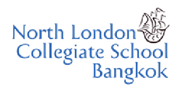 North London Collegiate School Bangkok logo