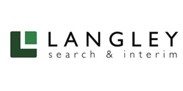 Langley Search and Interim logo