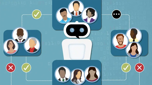 How artificial intelligence helps companies recruit talented staff