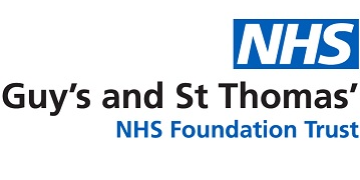 Guy's and St Thomas' Trust logo