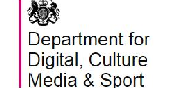 Department for Culture, Media and Sport logo