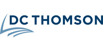 DC Thompson logo