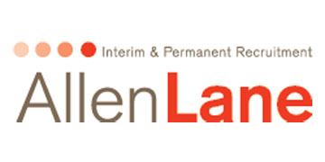 Allen Lane Financial Recruitment logo