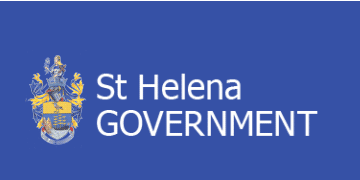 Government of St Helena logo