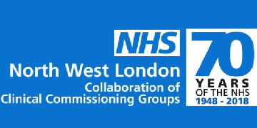 North West London Collaboration of Clinical Commissioning Groups logo