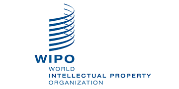 The World Intellectual Property Organization (WIPO)  logo