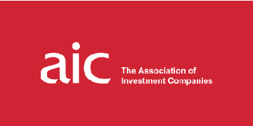 The Association of Investment Companies logo