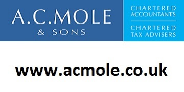 A C Mole & Sons Chartered Accountants  logo
